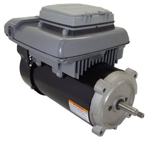 ECM27CU Century Variable Speed ECM Pool Motor 3/4 hp 2-spd 56J 230V Century # ECM27CU