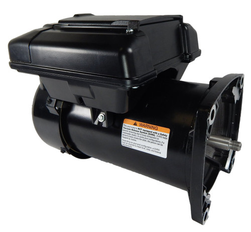 ECM16SQU Century Variable Speed ECM Pool Motor 1/2 hp 2-spd Square Flange 230V Century # ECM16SQU