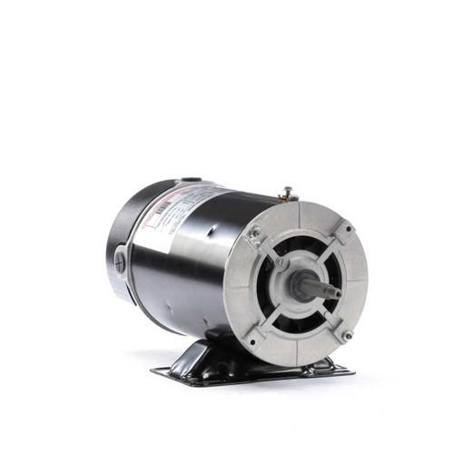3/4 hp 3450/1725 RPM 48Y Frame 115V 2-Speed Pool & Spa electric motor Century # BN36