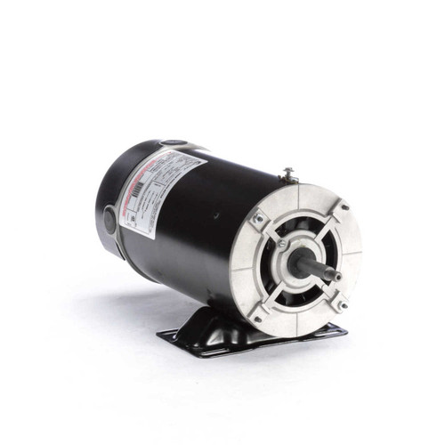BN51 Century 2 hp 3450/1725 RPM 48Y Frame 230V 2-Speed Pool & Spa Electric Motor Century # BN51
