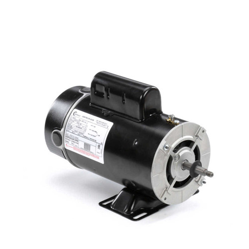 2 hp 3450/1725 RPM 48Y Frame 230V 2-Speed Pool & Spa Electric Motor Century # BN61