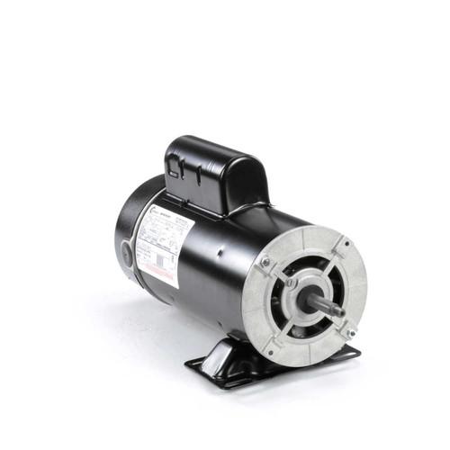 3 hp 3450/1725 RPM 48Y Frame 230V 2-Speed Pool & Spa Electric Motor Century # BN62