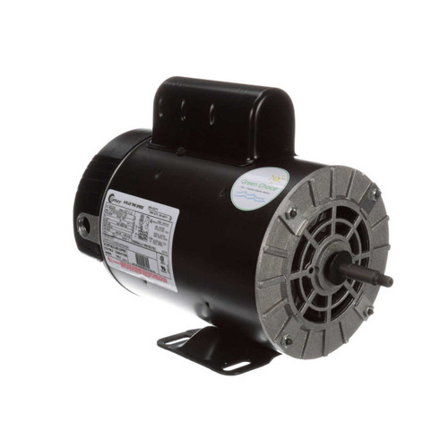 B2234 Century 3 hp 3450/1725 RPM 56Y Frame 230V 2-Speed Pool & Spa Electric Motor Century # B2234