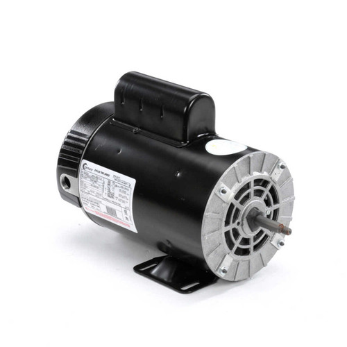 B2235 Century 4 hp 3450/1725 RPM 56Y Frame 230V 2-Speed Pool & Spa Electric Motor Century # B2235