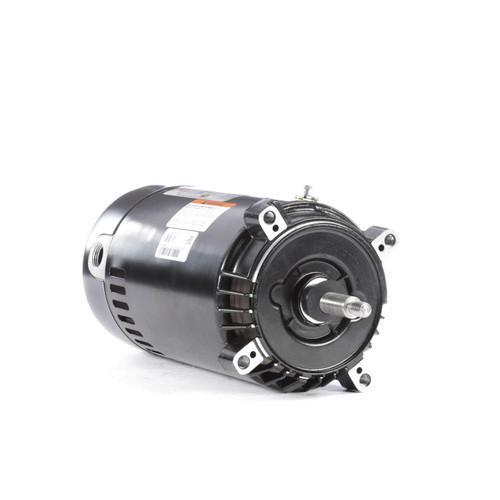 UST1072 Century 3/4 hp 3450 RPM 56J 115/230V Swimming Pool Pump Motor - Century # UST1072