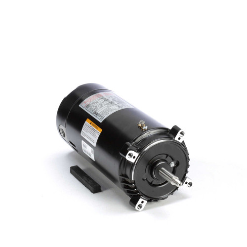 UST1152 Century 1-1/2 hp 3450 RPM 56J 115/230V Swimming Pool Pump Motor - Century # UST1152