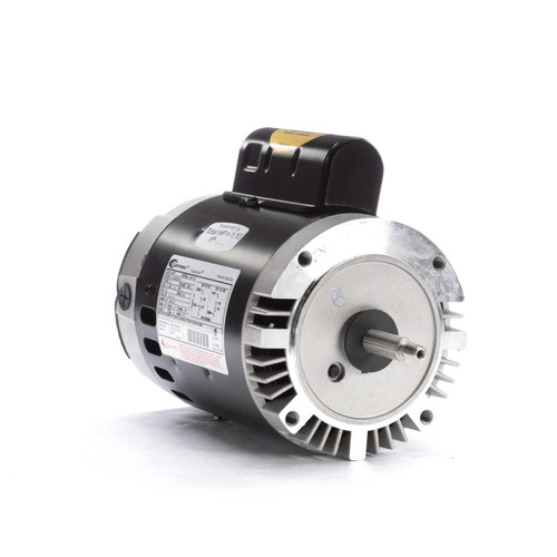 B127 Century 3/4 hp 3450 RPM 56J Frame 115/230V Switchless Swimming Pool Pump Motor Century # B127