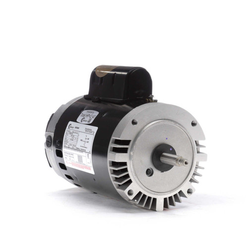 B130 Century 2 hp 3450 RPM 56J Frame 230V Switchless Swimming Pool Pump Motor Century # B130