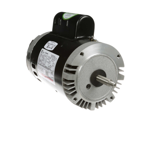 B654 Century 1 hp 3450 RPM 56J Frame 115/230V Switchless Swimming Pool Pump Motor Century # B654