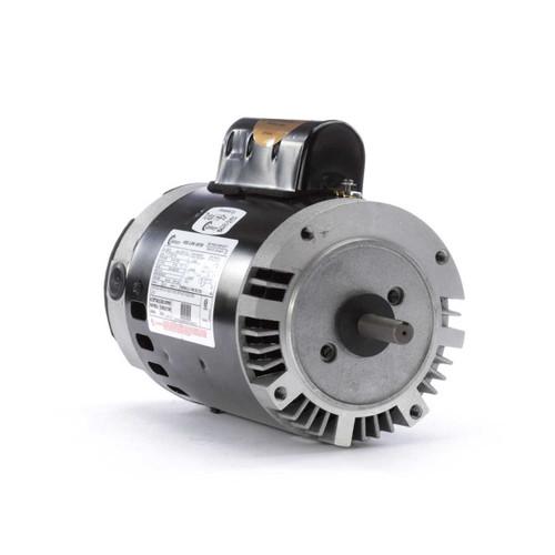 1/2 hp 2-Speed 56J Frame 115V; 2 Speed Swimming Pool Motor Century # B971