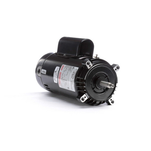 STS1102RV1 Century 1 hp 2-Speed 56J Frame 230V; 2 Speed Swimming Pool Motor Century # STS1102RV1