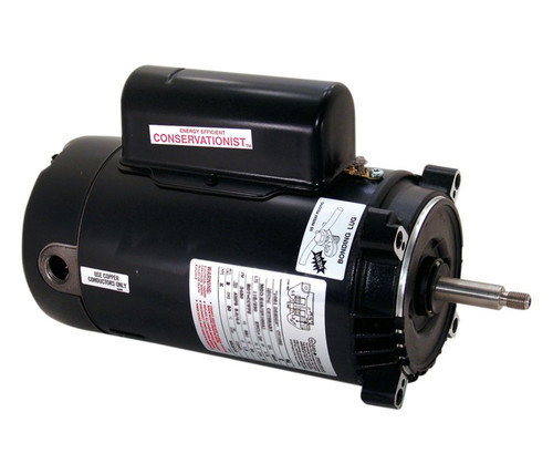 STS1152R Century 1.5 hp 2-Speed 56J Frame 230V; 2 Speed Swimming Pool Motor Century # STS1152R
