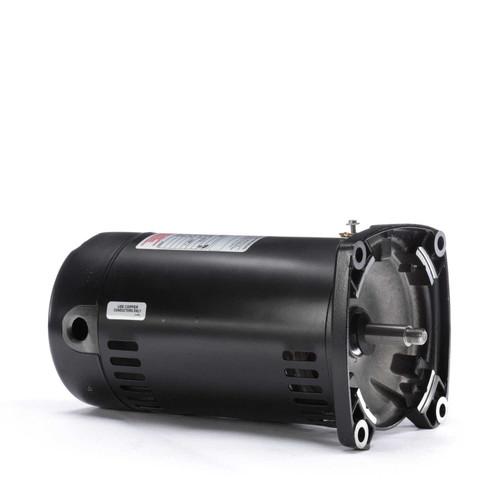 USQ1052 Century 1/2 hp 3450 RPM 48Y Frame Square Flange 115/230V Century Pool Motor # USQ1052