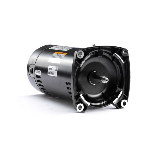USQ1072 Century 3/4 hp 3450 RPM 48Y Frame Square Flange 115/230V Pool Motor Century # USQ1072