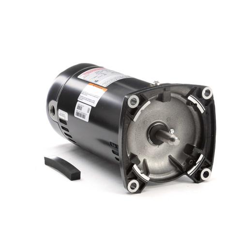 1 hp 3450 RPM 48Y Frame Square Flange 115/230V Pool Motor Century # USQ1102