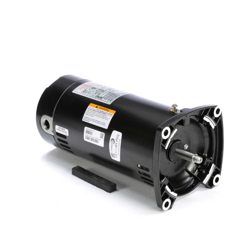USQ1152 Century 1.5 hp 3450 RPM 48Y Frame Square Flange 115/230V Pool Motor Century # USQ1152