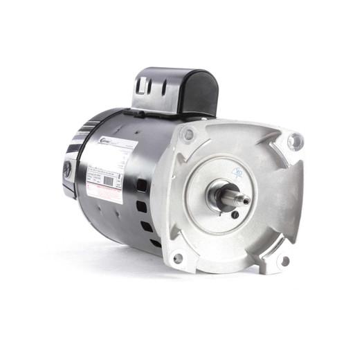 B2852 Century 3/4 hp 3450 RPM 56Y Frame 115/230V Square Flange Pool Motor Century # B2852