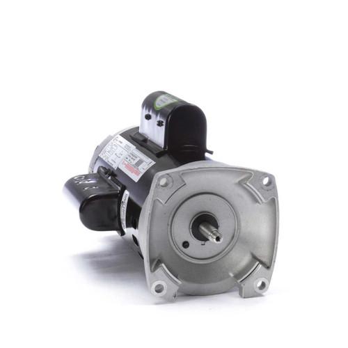 B1000 Century 5 hp 3450 RPM 56Y Frame 230V Square Flange Pool Motor Century # B1000