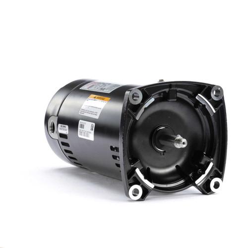 SQ1052 Century 1/2 hp 3450 RPM 48Y Frame Square Flange 115/230V Pool Motor Century # SQ1052