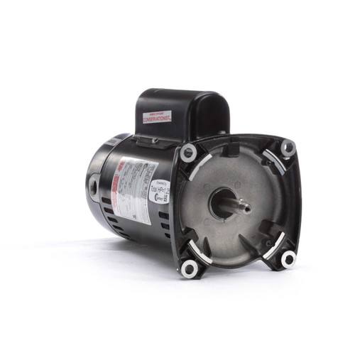 1 hp 3450 RPM 48Y Frame Square Flange 115/230V Pool Motor Century #  QC1102