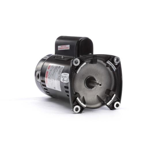 QC1102 Century 1 hp 3450 RPM 48Y Frame Square Flange 115/230V Pool Motor Century #  QC1102