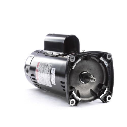 SQ1152 Century 1.5 hp 3450 RPM 48Y Frame Square Flange 230V Pool Motor Century # SQ1152