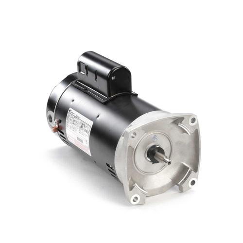 SQ1302V1 Century 3 hp 3450 RPM 56Y Frame Square Flange 230V Pool Motor Century # SQ1302V1
