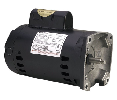 B2841V1 Century 1 hp 3450 RPM 56Y Frame 115/208-230V Square Flange Pool Motor Century # B2841V1