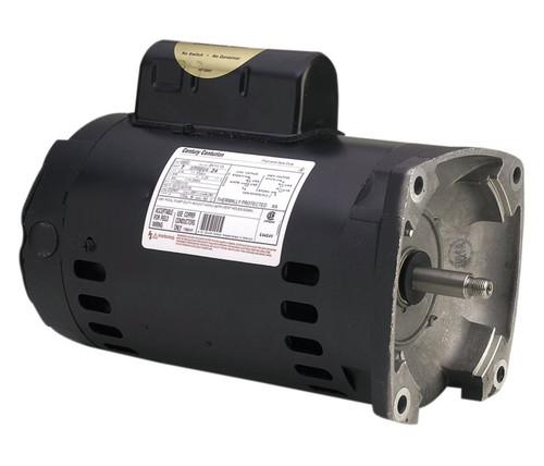 B2842 Century 1.5 hp 3450 RPM 56Y Frame 208-230V Square Flange Pool Motor Century # B2842