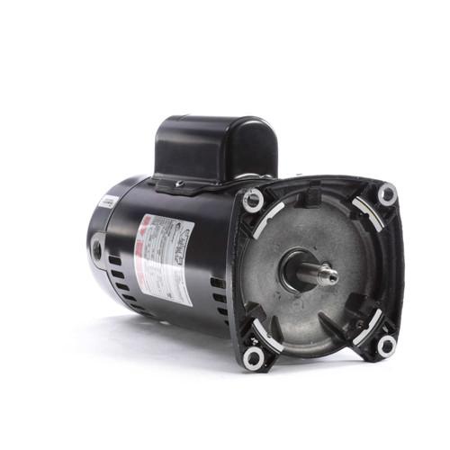 1 hp 2-Speed 48Y Frame 230V Square Flange Pool Motor Century # SQS1102R