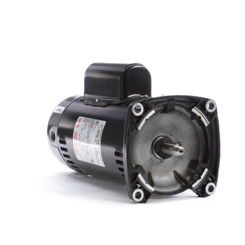 1 hp 2-Speed 48Y Frame 230V Square Flange Pool Motor Century # SQS1102R
