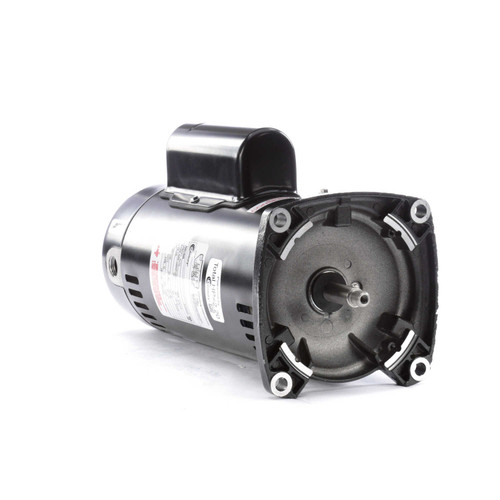 1.5 hp 2-Speed 48Y Frame 230V Square Flange Pool Motor Century # SQS1152R