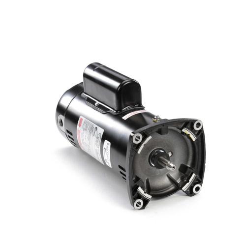 2 hp 2-Speed 48Y Frame 230V Square Flange Pool Motor Century # SQS1202R