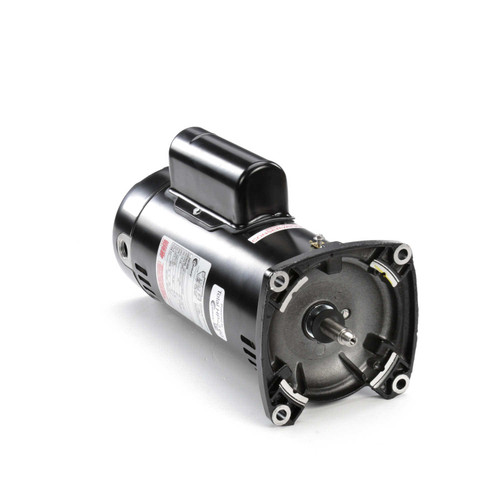 2 hp 2-Speed 48Y Frame 230V Square Flange Pool Motor Century # SQS1202R