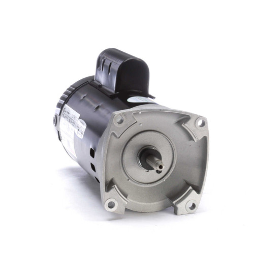 B2983 Century 1.5 hp 2-Speed 56Y Frame 230V Square Flange Pool Motor Century # B2983