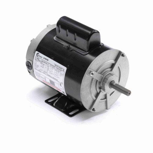 1/2 hp 3600 RPM Aeration Farm Motor 48Z Frame 115/230V Century Electric Motor # B666