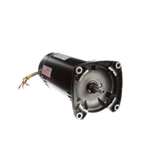 2 hp 3450 RPM 48Y Frame 208-230/460V Square Flange Pool Motor # Q3202