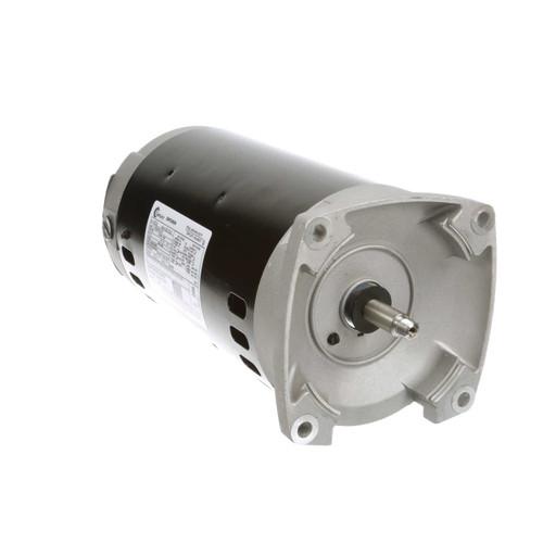 H755 Century 3 hp 3450 RPM 56Y Frame 208-230/460V Square Flange Pool Motor # H755
