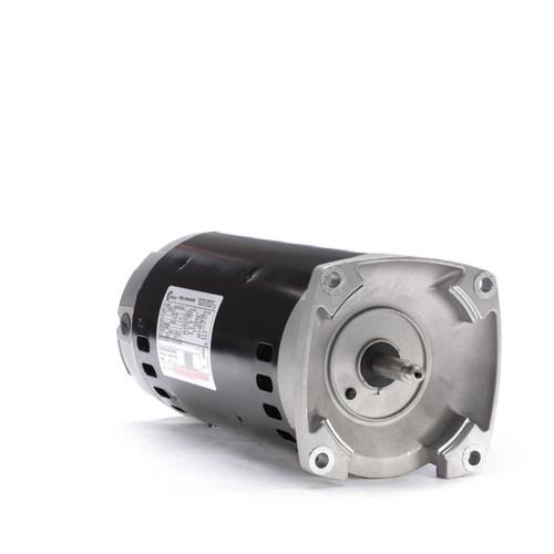 H995 Century 5 hp 3450 RPM 56Y Frame 208-230/460V Square Flange Pool Motor # H995