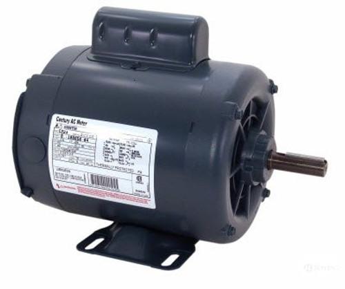 B220 Century 1/2 hp 3600 RPM Aeration Farm Motor 56 Frame 115/230V