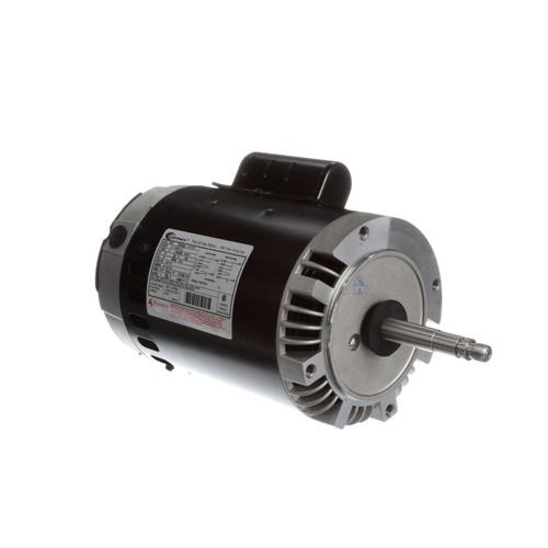 3 4 Hp 3450 Rpm 115 230v 56cz Polaris Booster Pump Motor