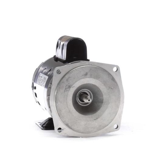 B662 Century 3/4hp 3450 RPM 115/230V 56Y Arneson Horizontal Pool Cleaner Motor Century # B662