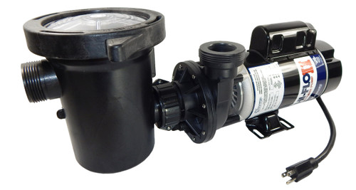 1.5 hp  2-Speed 3450/1725 RPM, 115V Above Ground Pool Pump -  Waterway # PH2150-6