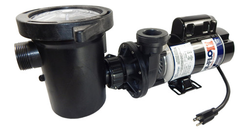 PH2200-6 Waterway |  2 hp  2-Speed 3450/1725 RPM, 115V Above Ground Pool Pump