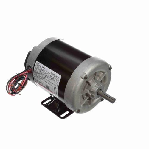 1 hp 3600 RPM 56 Frame Aeration Farm Motor 208-230/460V Century Electric Motor # H042