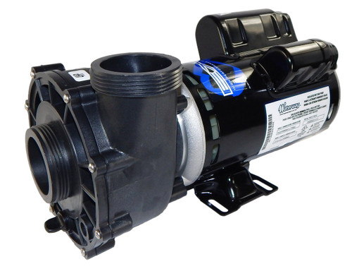 3421821-1U Waterway |  4HP 2-Speed 230V Waterway Spa Pumps 48 Frame Aqua-Flo model EX2, XP2