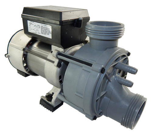 Waterway Genesis Generation Energy Efficient Bath Pump 9.5 amps 115V No Air Switch
