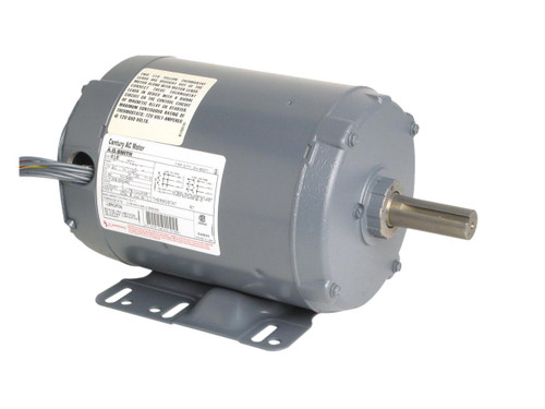 2 hp 3600 RPM 145T Frame Aeration Farm Motor 208-230/460V Century Electric Motor # R181