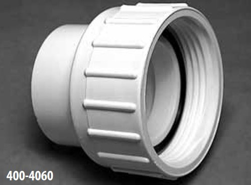 "400-4060 Waterway |  1.5"" Union for Center Discharge Waterway Spa Pump"