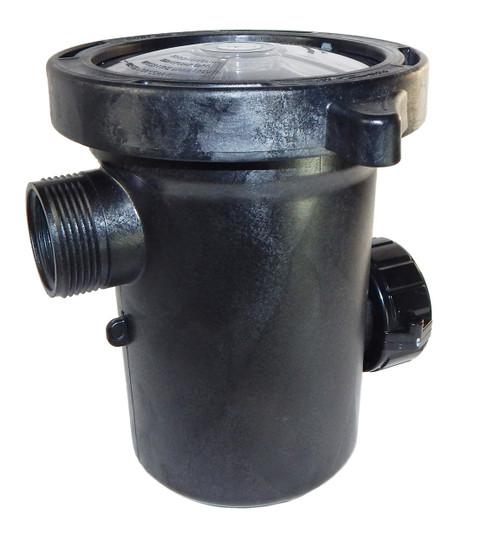 "Waterway Side Discharge Debris Basket 1.5"" x 2"" Inlet/Outlet 310-6500"